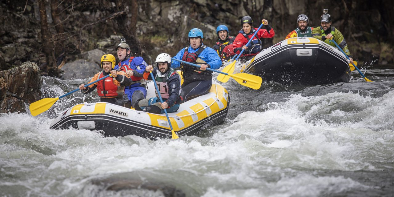 Arouca Rafting Summit 2021 adiado