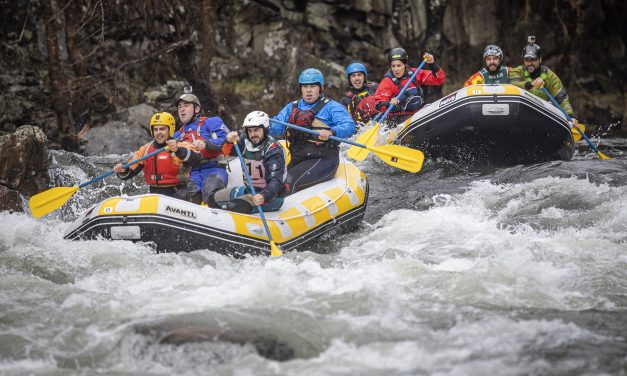 Arouca Rafting Summit 2021 adiado