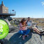 Arouca Geopark nomeado para o TOP 100 – Destinos mais Sustentáveis do Mundo