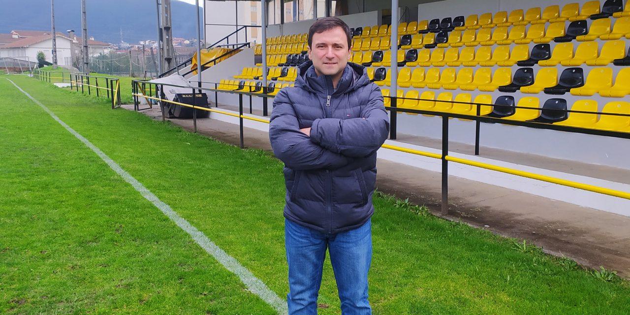 """Cristiano Silva, Presidente da A.D. Valecambrense: """"Temos um clube com mais condições, com maior organização e estabilidade a nível geral"""""""