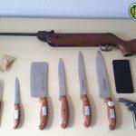 O comando Territorial de Aveiro deteve um homem de 49 anos por violência doméstica