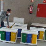 União de Freguesias de Arouca e Burgo entregam ecopontos à comunidade escolar do Burgo e Arouca