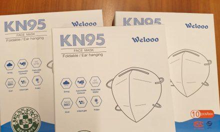 COVID-19 | Município disponibiliza máscaras FFP2 a doentes oncológicos e hemodialisados