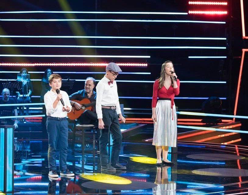 Simão Oliveira na próxima fase do 'The Voice Kids'. Inês Vilela abandona programa.