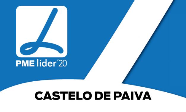 Já são conhecidas as empresas PME Líder 2020 de Castelo de Paiva