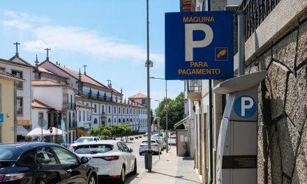 Pagamento de estacionamento suspenso por tempo indeterminado em AROUCA