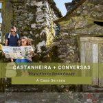 Arquitetura tradicional é o tema da conversa do mês de março do 'CASTANHEIRA +'