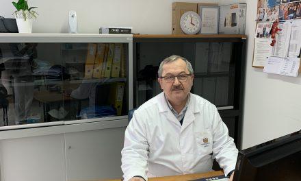 """Serhiy Voronyak, médico Ucraniano, há 20 anos em Portugal: """"As pessoas de Arouca são maravilhosas""""."""
