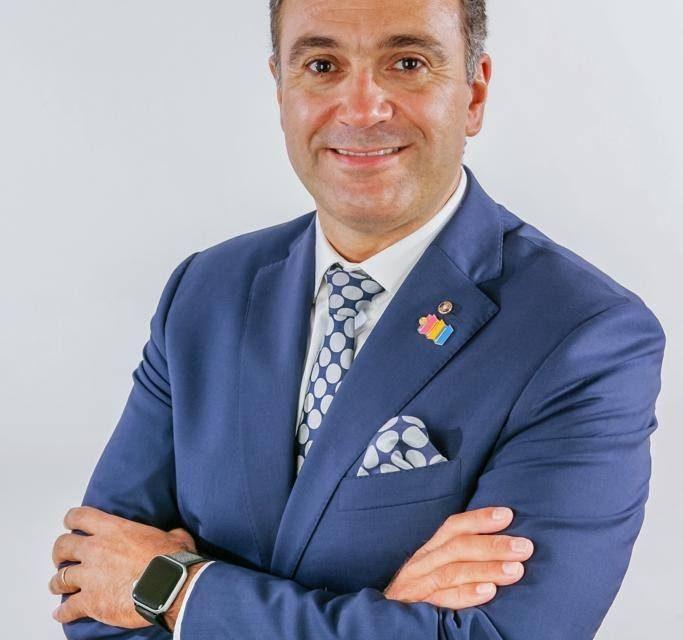 Próxima Paragem Felicidade   Entrevista a Sérgio Almeida Governador do Rotary Distrito 1970