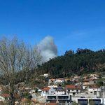 Incêndio na freguesia dE SANTA EULÁLIA | São João de Valinhas