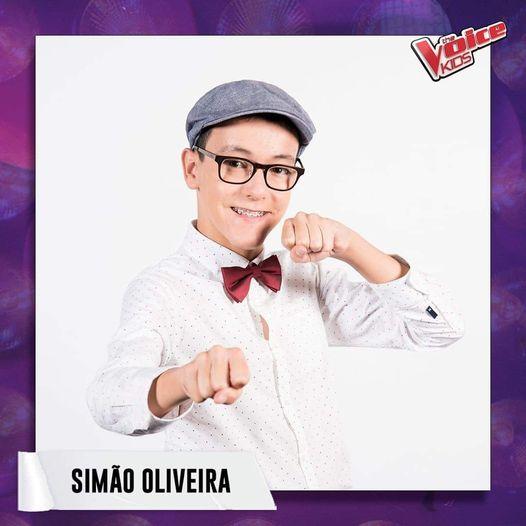 """Simão Oliveira vai atuar nas Galas em Direto do """"The Voice Kids"""""""
