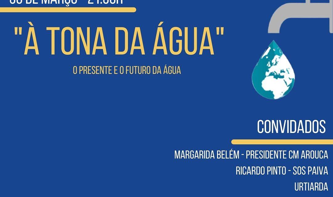 Interact Club de Arouca promove tertúlia 'À tona da água – O presente e o futuro da água'