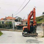 Castelo de Paiva | Requalificação das Ruas João Pinto Ribeiro, Mário Sacramento e José Estevão já está em curso