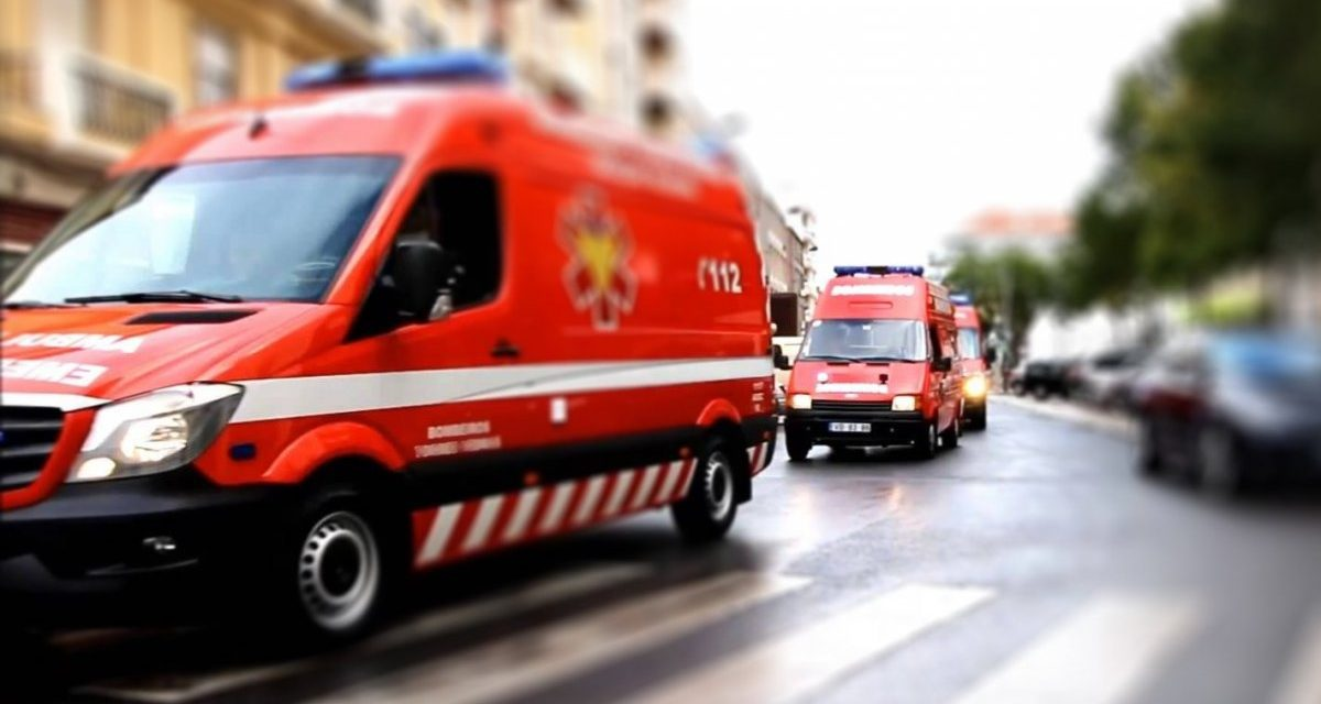 Atropelamento seguido de agressões causou três feridos em Castelo de Paiva