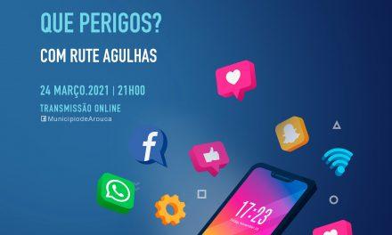 Comissão de Proteção de Crianças e Jovens convida pais e encarregados de educação a conversar sobre os perigos das redes sociais