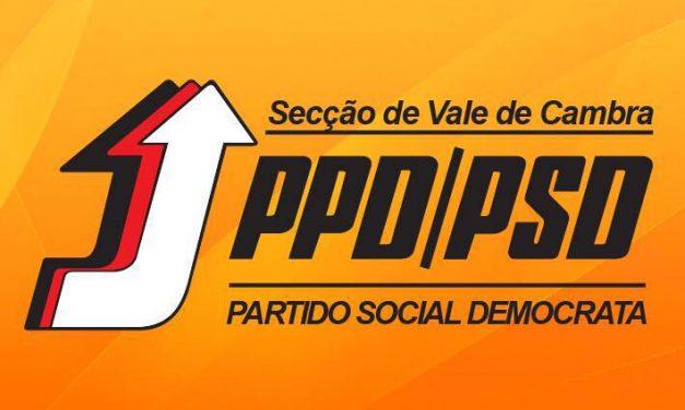Frederico Martins é o candidato do PSD à Câmara de Vale de Cambra
