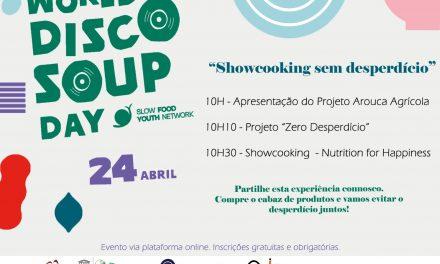 AGA promove 'Showcooking sem desperdício'