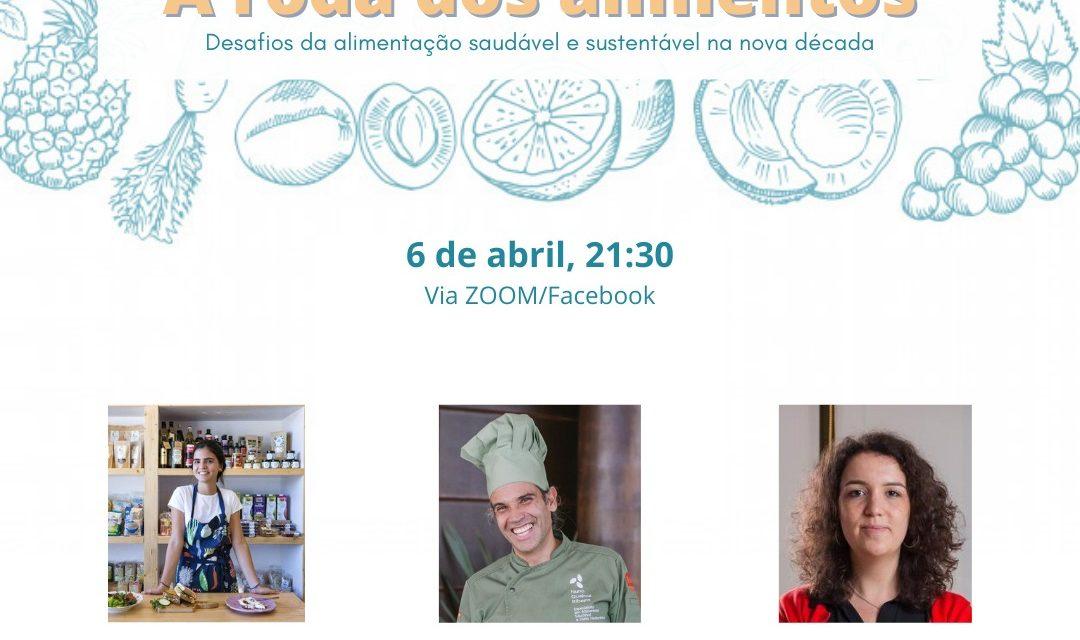 """Interact Club de Arouca promove tertúlia """"À Roda dos Alimentos – Desafios de uma alimentação saudável e sustentável na nova década"""""""