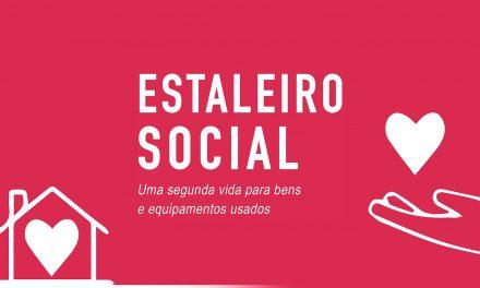 Projeto Estaleiro Social: 29 famílias apoiadas em 2020