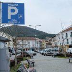 Estacionamento volta a ser pago no centro da vila a 12 de abril