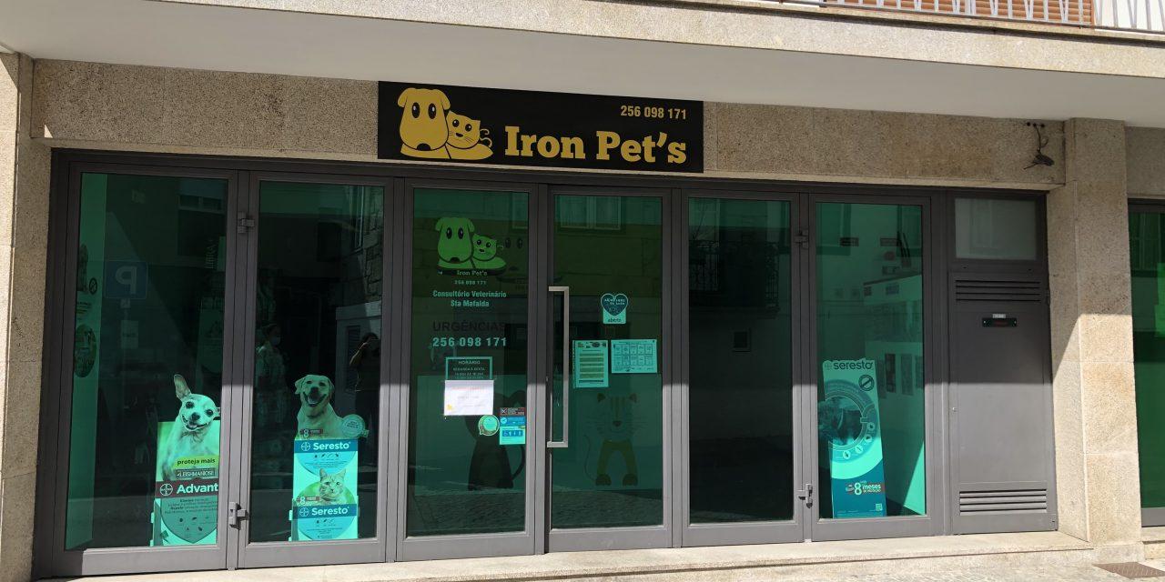 Clínica veterinária Iron Pets: o espaço que cuida dos 'amigos de quatro patas'