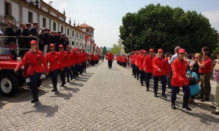 Bombeiros Voluntários de Arouca vacinados contra a Covid-19