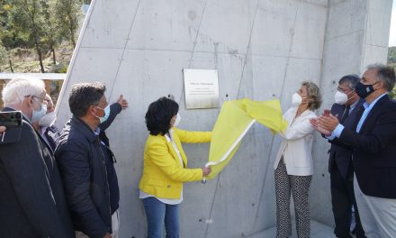 """Foi inaugurada a ponte """"516 Arouca"""""""