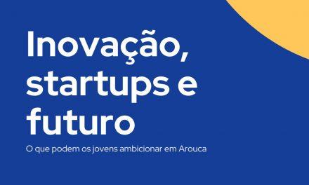 """Rotary Club de Arouca promove palestra """"Inovação, startups e futuro"""""""