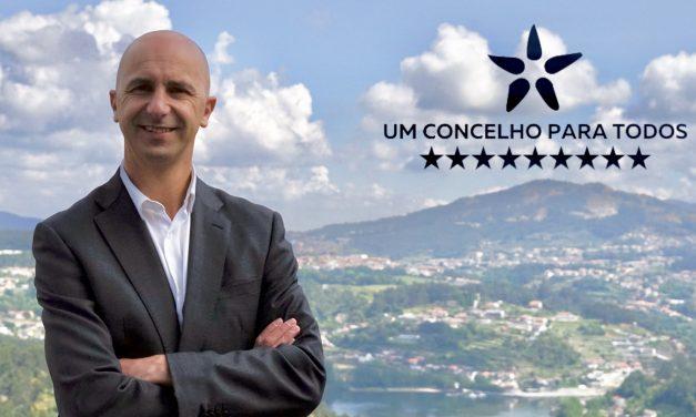 Ricardo Jorge é candidato independente à Câmara Municipal de Castelo de Paiva