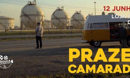 """Filme """"Prazer, Camaradas!"""" na Loja Interactiva de Turismo de Arouca"""