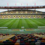 Estádio Municipal de Aveiro vai receber as finais do campeonato SABSEG | GDSC ALVARENGA vs CF União de Lamas