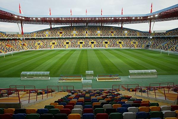 Estádio Municipal de Aveiro vai receber as finais do campeonato SABSEG   GDSC ALVARENGA vs CF União de Lamas