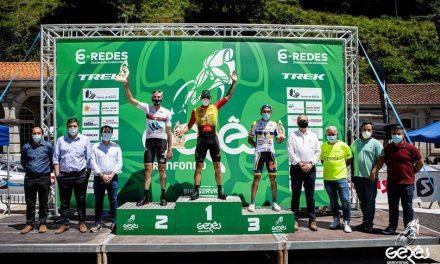 """Arouquense Carlos Soares conquistou o terceiro lugar na prova de ciclismo """"Gerês Granfondo Cycling Road"""""""