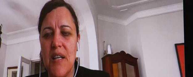 Eurodeputada Marisa Matias partilhou a sua experiência europeia com os alunos da ESA