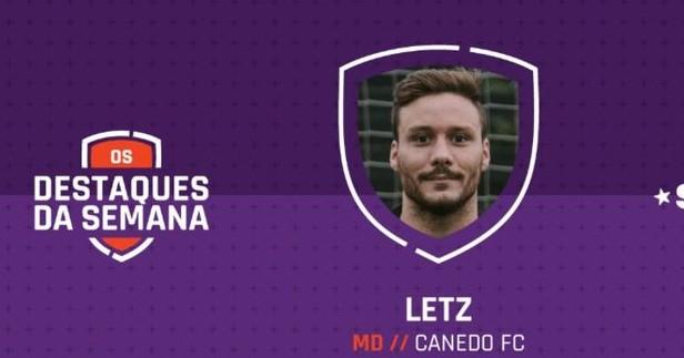 Arouquense Letz foi o melhor jogador dos quartos-de-final da Prova Final SABSEG