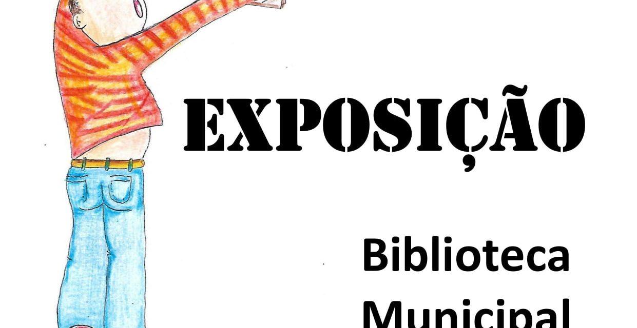 """Exposição """"Pint`ARC"""" disponível na sala infantojuvenil da Biblioteca de Arouca"""