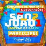 Castelo de Paiva | Concurso de montras e decorações de São João