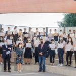 Academia de Música de Castelo de Paiva entregou diplomas de mérito