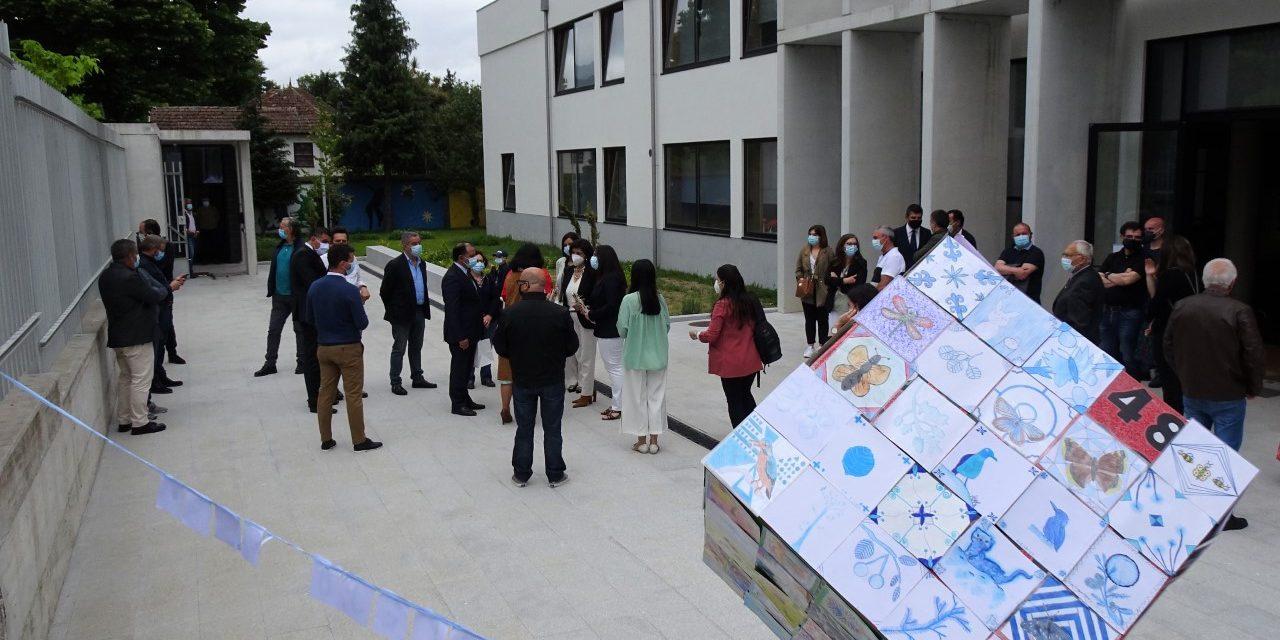 EDUCAÇÃO  Escola Básica de Arouca foi inaugurada esta manhã