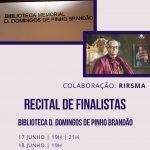Academia de Música de Arouca realiza recital de aulos finalistas