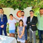 Tomaram posse os novos Presidentes do Rotary, Rotaract e Rotary Kids de Castelo de Paiva