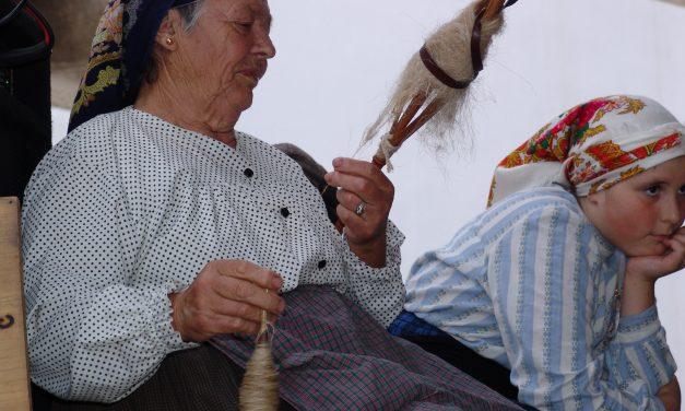 Grandes tradições – o linhar