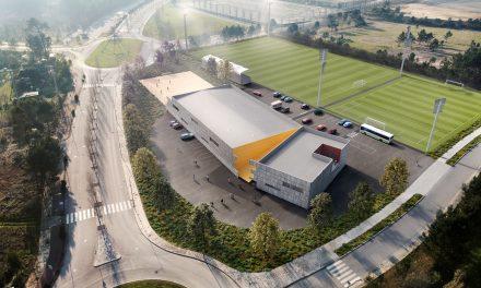 Primeira fase da Aldeia do Futebol da Associação de Futebol de Aveiro inaugurada a 31 de julho
