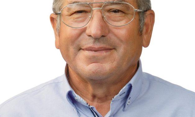 António Costa é candidato do PSD à União de Freguesias de Sobrado e Bairros