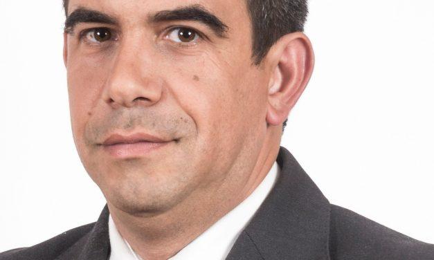Arménio Lige anuncia candidatura à Presidência da Junta de Freguesia de Arões