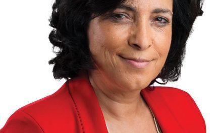 Margarida Belém Presidente da Câmara Municipal de Arouca anuncia recandidatura