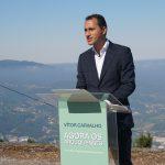 Vítor Carvalho revela projeto de criação de auditório municipal