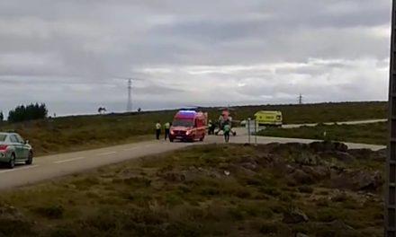 Mulher transportada de helicóptero após sofrer fratura exposta durante caminhada na Serra da Freita