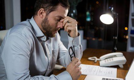 Depressão afeta desempenho de 56% dos profissionais
