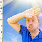 O calor afeta seu ritmo de produção?